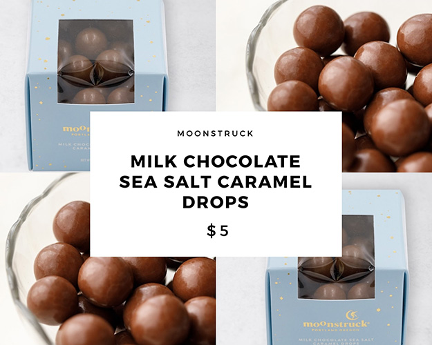 Sea Salt Caramel Drops